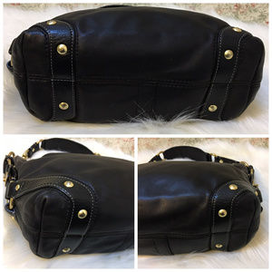 Coach Bags - SOLD! COACH  Carly Leather Hobo Shoulder Bag 10615